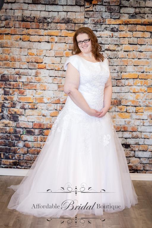 Size 18 Wedding Dresses | Provo, Utah | Affordable Bridal Boutique