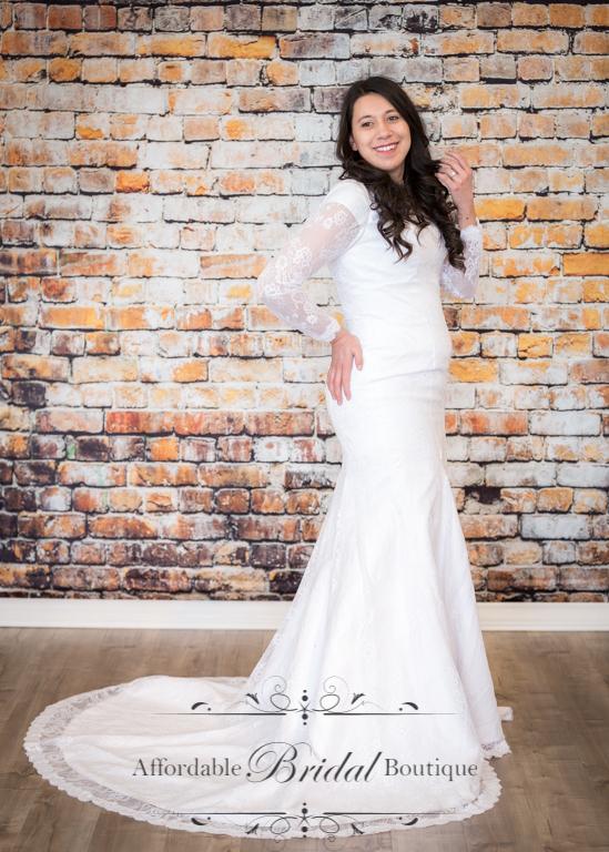 Size 16 Wedding Dresses | Provo, Utah | Affordable Bridal Boutique